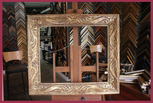 Hand Crafted Frame Making
